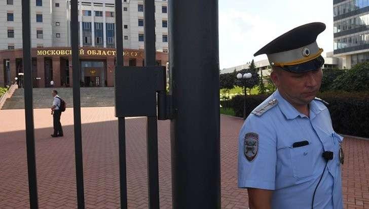 «Банда ГТА» расстреляна в Мособлсуде