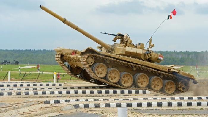 АрМИ-2017: четвёртый день, индивидуальная гонка в танковом биатлоне. Видеотрансляция