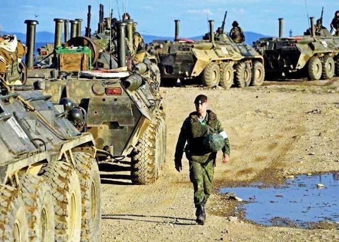 Русские десантники прогнали из Сирии спецназ пиндостана