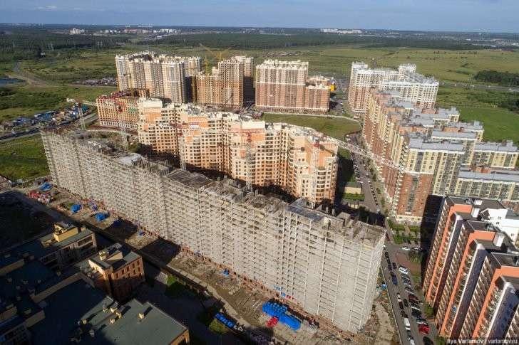 Хуже построить уже не получится. Это кульминация градостроительных преступлений!