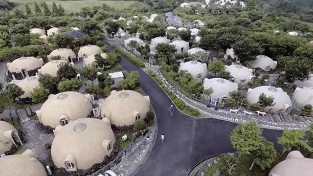 Пенопластовые дома: как японцы спасаются от землетрясений