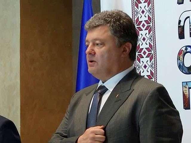Самозванец Порошенко продаёт свой бизнес через Ротшильдов