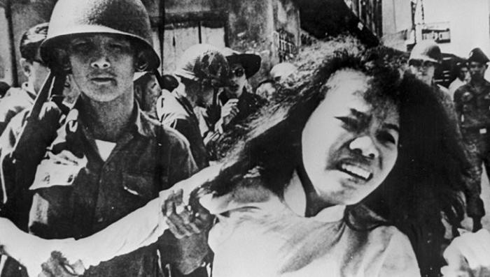 Как в США выдумали повод агрессии против Вьетнама