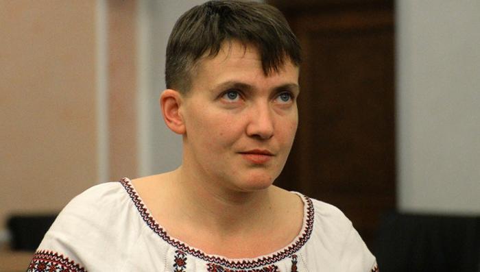 Савченко рассказала о работе в службе секса по телефону