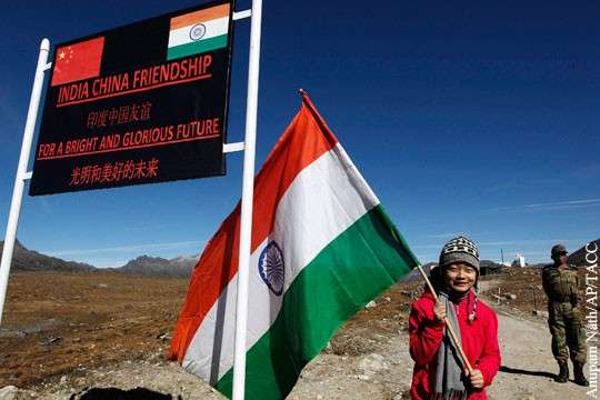 Война между Китаем и Индией была изначально запрограммирована бритишами