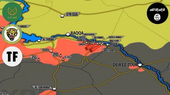 Сирия: ИГИЛ попало в окружение в Ракке
