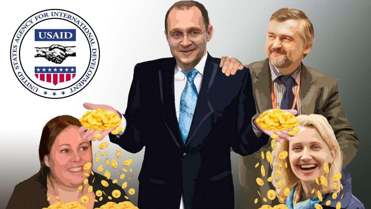 Кириенко и его русофобская компания отдали Президентские гранты иностранным агентам