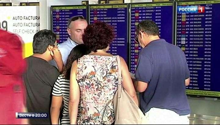Евросоюз ввёл новые правила контроля приезжих: в аэропортах выстроились гигантские очереди