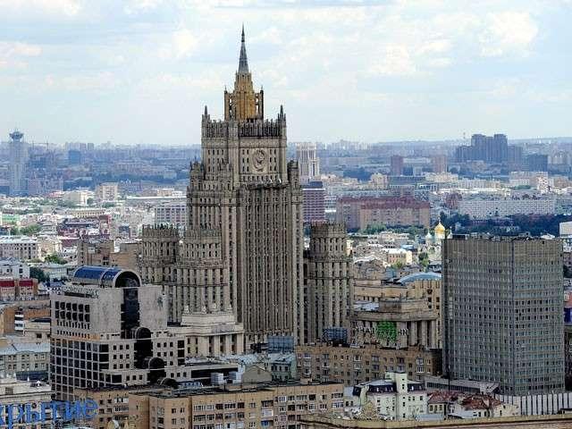 МИД РФ: США стремятся сорвать гуманитарную миссию на Украине