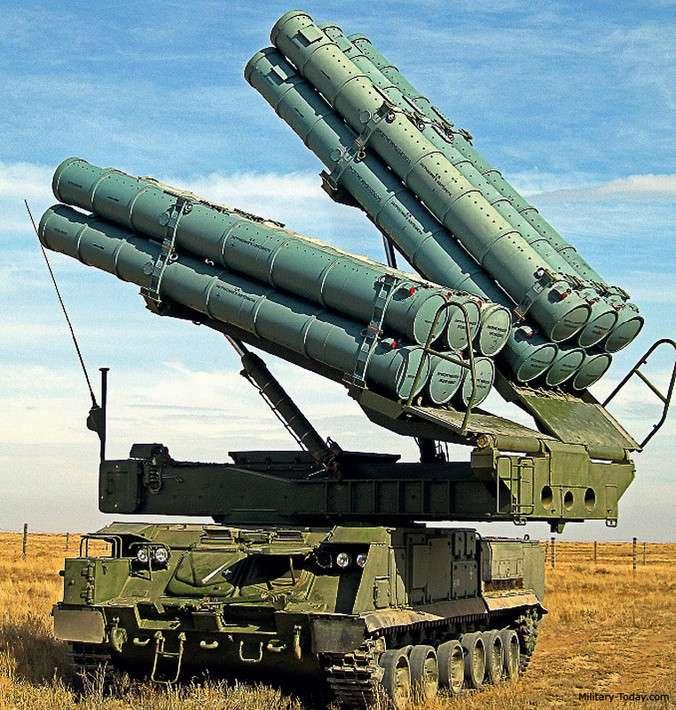 Новые ЗРС «Бук-М3» поступили в зенитно-ракетные подразделения общевойсковой армии ЮВО