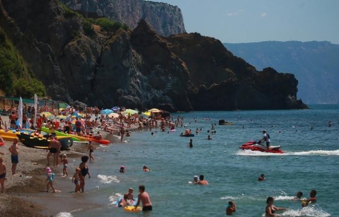 В Крыму ожидается аномально жаркая погода предупреждает МЧС