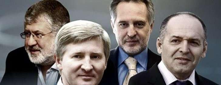 Запад готовится обокрасть украинских жуликов олигархов по отработанной веками схеме