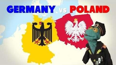 Германия не оставит без ответа безумные требования о репарации сошедших с ума поляков