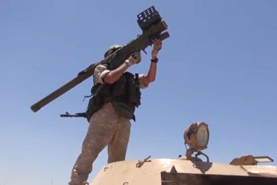 Сирия: ПЗРК «Верба» предотвратила обстрел Дамаска
