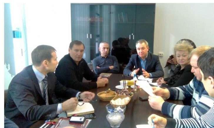 Команда администрации Балашихи, команда без которой им не жить