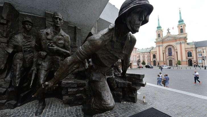 Польша – Германии: мы спасли вас от русских Второй Мировой. Платите, жмоты