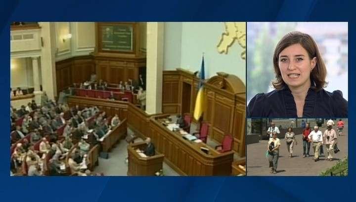 Еврейская хунта предлагает сажать в тюрьму жителей Украины за посещение Крыма