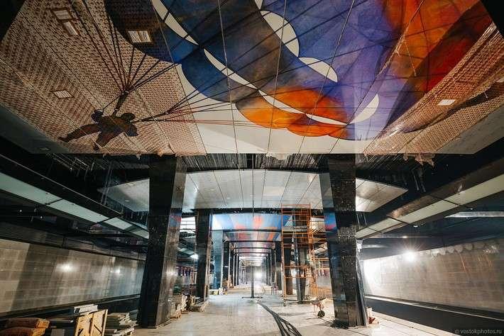 В Москве запустят пять новых станций метро и 10,5 километров пути в этом году