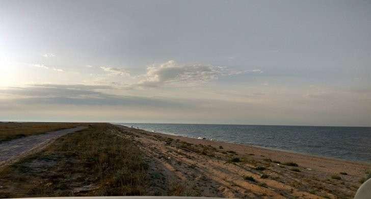 Арабатская стрелка – затерянный мир у Азовского моря