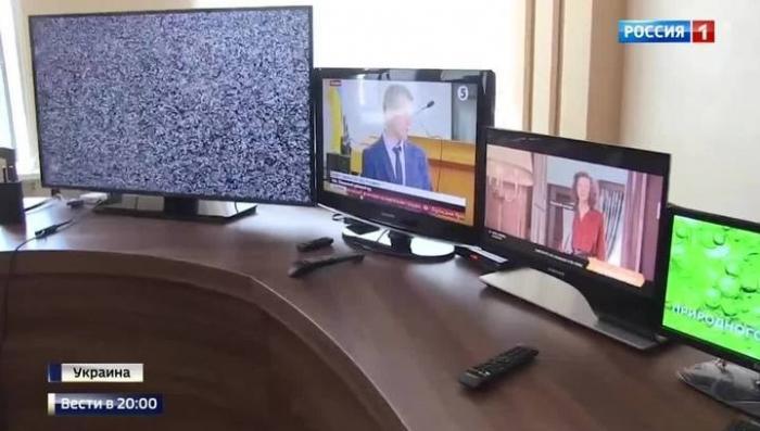 Киевская хунта бросает все силы чтобы заглушить российское телевидение в Донбассе