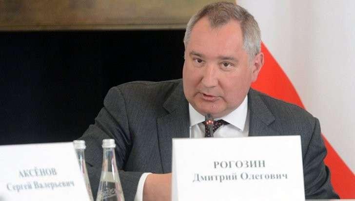 Крым: Рогозин заявил о существенном росте производства ВПК