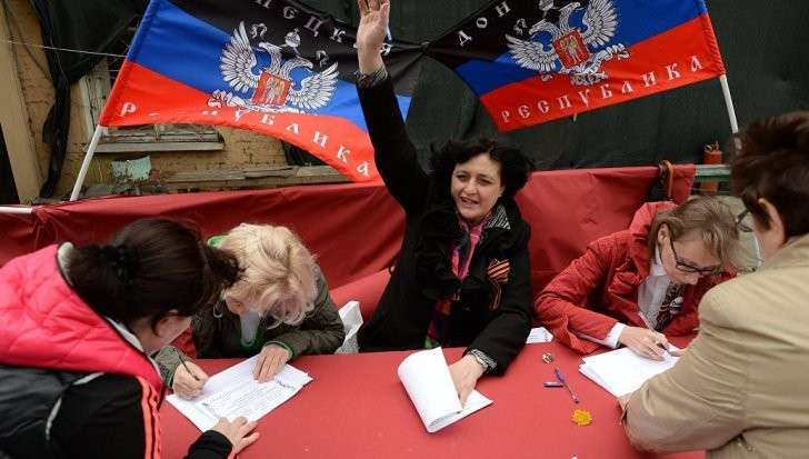 У ДНР и ЛНР больше оснований для независимости, чем у Штатов Америки
