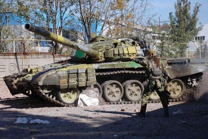 Украина объявила войну российскому ТВ и радио в Донбассе