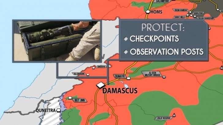 Сирия: замечены русские солдаты с ПЗРК, ИГИЛ проводит тотальную мобилизацию