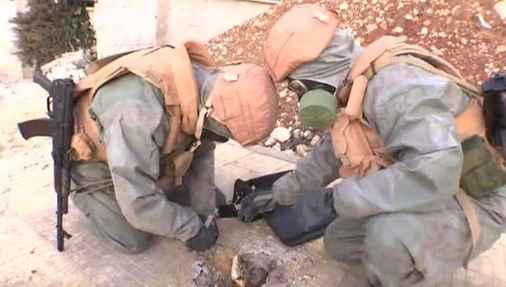 Сирия, Ракка: американскую коалицию бандитов обвинили в фосфорной атаке на госпиталь