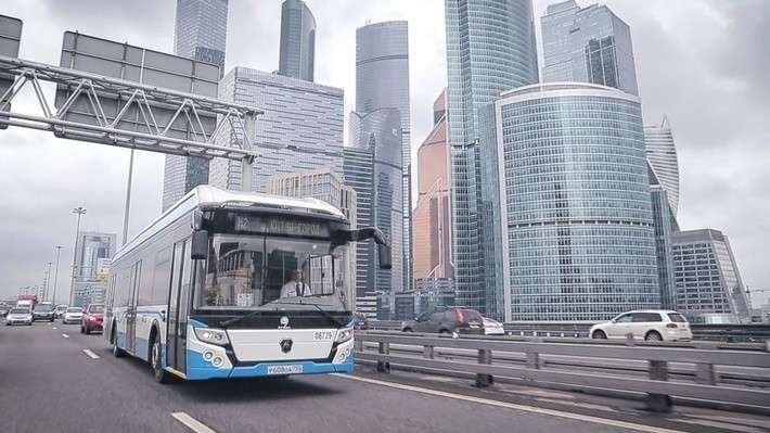 В Москве «Группа ГАЗ» завершила тестовую эксплуатацию электробуса