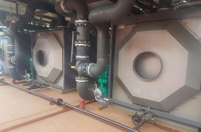 В Приморье открылось производство уникальных блочных модульных котельных
