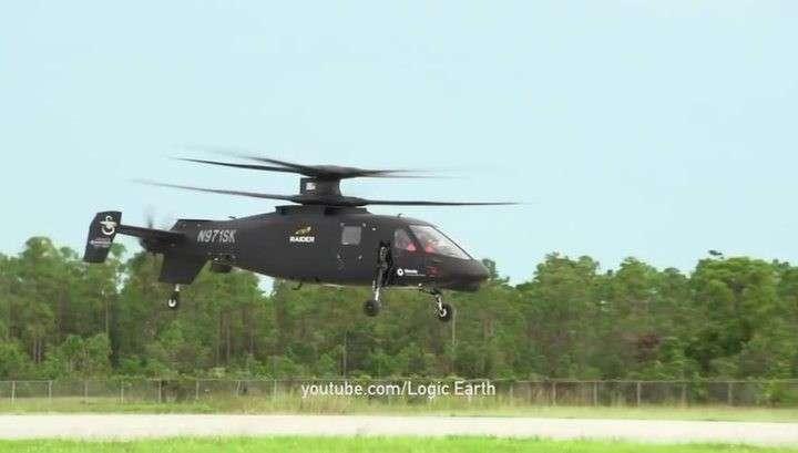 В США высокоскоростной вертолет за 200 миллионов оказался медлительным