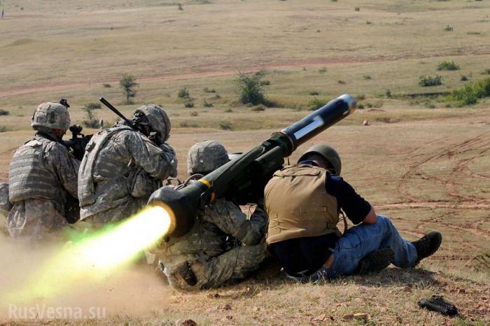 Украина: «чудо-оружие» из США, которое переломит ход гражданской войны