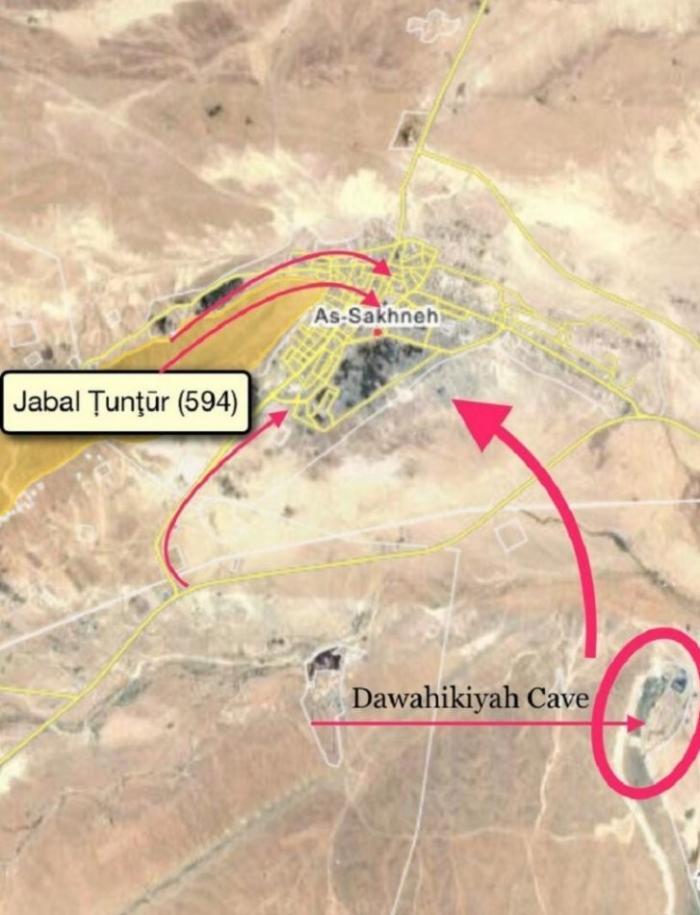 Сирия: правительственная армия вошла в Сухну