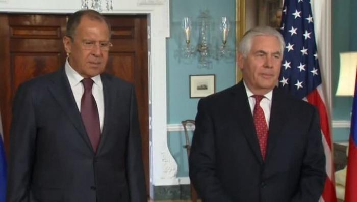 Сергей Лавров и Рекс Тиллерсон ведут переговоры на форуме государств Юго-Восточной Азии