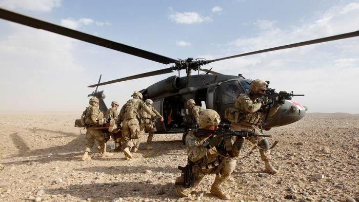 В Афганистане талибы победили пиндосов, Трамп требует уволить командующего войсками США