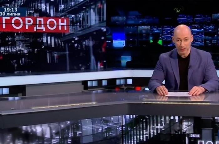 Еврей и русофоб Гордон – типичный представитель сегодняшней нацистской укроэлиты