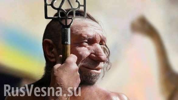 Каквыжить украинцу среди глушилок истрашилок   Русская весна