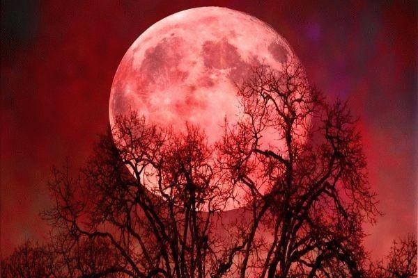 Лунное затмение 7 августа, «кровавая Луна»: будьте предельно осторожны!