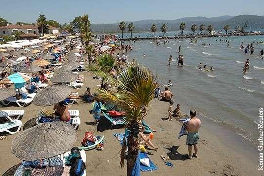 Турция: вирусом заболели десятки российских туристов