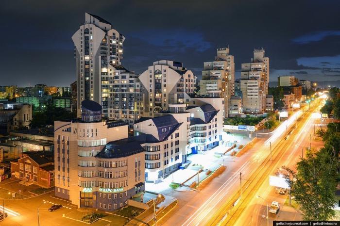 В Барнауле идет работа поблагоустройству, как меняется город