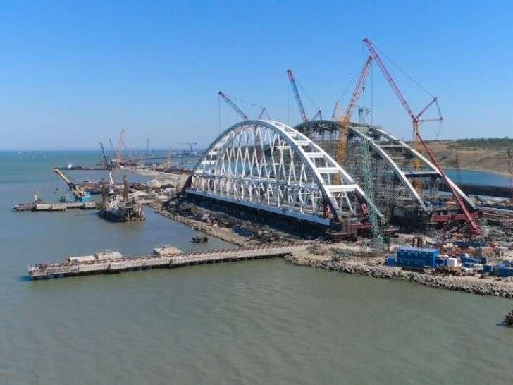 Керченский мост: киевская хунта выпадает из объективной реальности