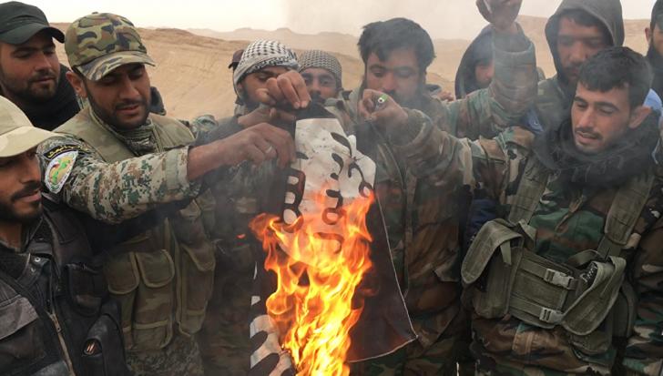 Сирийская армия готовится к рывку на Дейр эз Зор