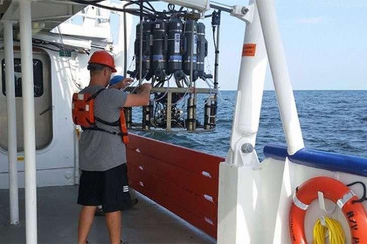 В Мексиканском заливе экологи обнаружили гигантскую «мертвую зону»