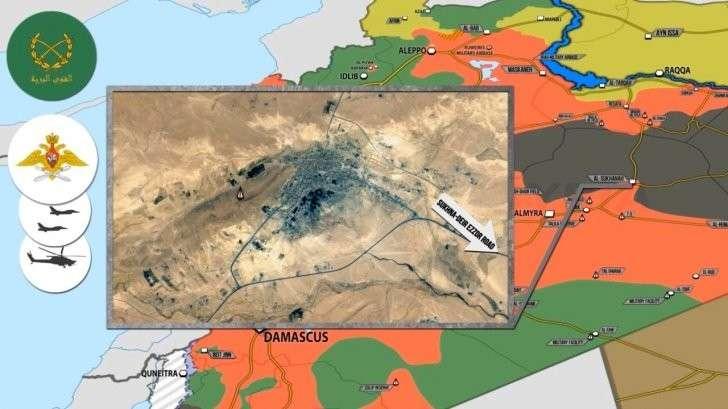 Сирия: Курды могут сорвать наступление правительственной армии на осаждённый Дейр эз Зор