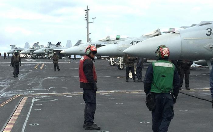 Приднестровье, блокада: ВМС США наращивают силы и угрожают