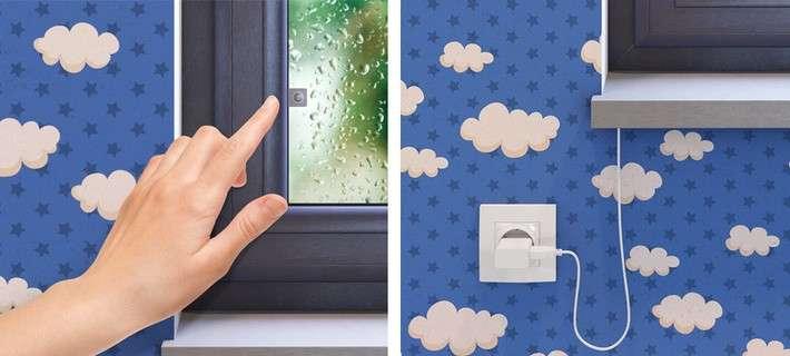 Российская компания представила окна ПВХ сусовершенствованным индикатором погоды
