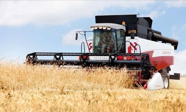 Страны Европы существенно нарастили закупку русской сельхозтехники