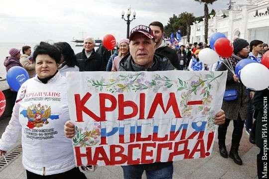 Германия: народ бунтует против НАТО и поддерживает Крым