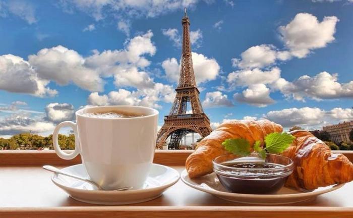 Шокирующий завтрак француза (основано на реальных новостях из французских СМИ)